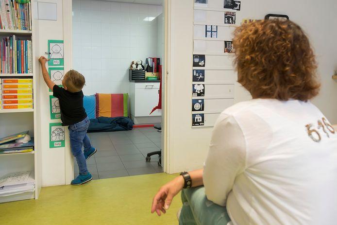 Begeleiding bij jeugdzorginstelling Juzt.