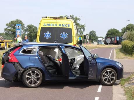 N35 tussen Wierden en Nijverdal afgesloten na ongeval