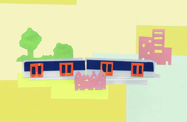 Bekijk hier alle stations van de **Noord-Zuidlijn**,  onder én boven de grond