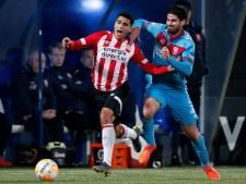 Aboukhlal tegen FC Twente ongrijpbaar, maar net niet trefzeker voor Jong PSV