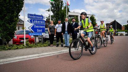 Minder ongevallen met fietsers dankzij verkeerslessen