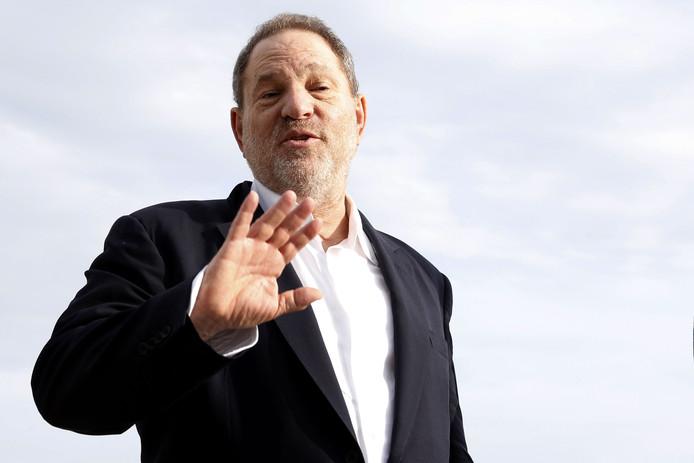 Harvey Weinstein in oktober 2015.