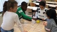 Leerlingen De Hoeksteen en 't Krekeltje leren coderen
