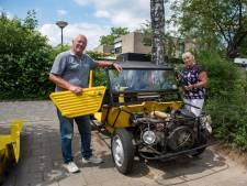 Citroën Méhari krijgt tweede leven