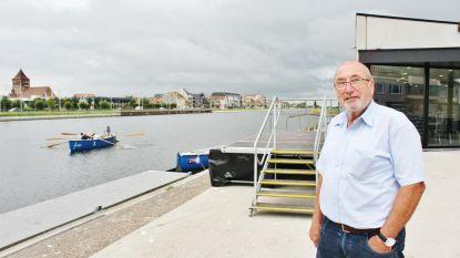 Watersportverbod op kanaal opgeheven: Walvissloepenrace gaat door