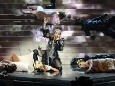 Israëlische omroep wil geld terug voor Madonna's songfestival-act