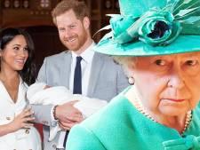 La reine d'Angleterre n'était pas au courant du retrait de Meghan et Harry