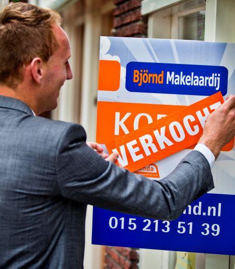 ABN AMRO voorspelt dat huizenprijzen volgend jaar 2 procent dalen: 'Het tij gaat keren'