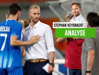 """Onze chef voetbal ziet hoe er leven is na de dood bij AA Gent, maar: """"De trainerswissel heeft de patiënt niet plots genezen"""""""