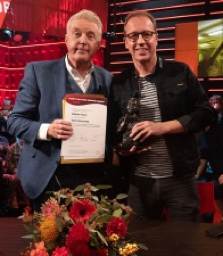 Edwin Evers geëerd met Comedy Award
