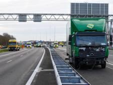Utrechtse vrachtwagenchauffeur (43) die dodelijk ongeluk op A2 veroorzaakte, op vrije voeten