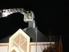 Brandweer rukt uit voor schoorsteenbrand in Borne