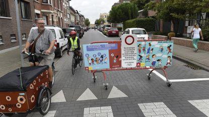 Ullenshofstraat eerste schoolstraat van Merksem