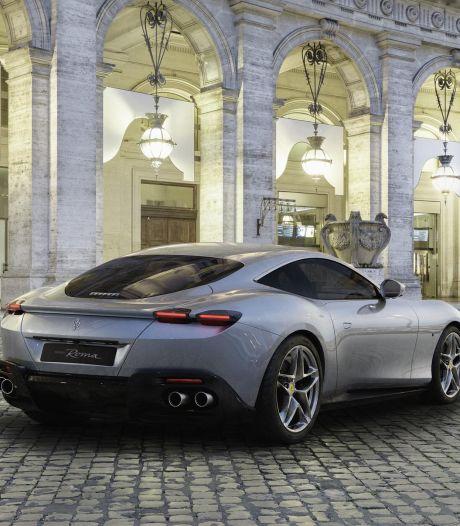 Ferrari Roma: La Dolce Vita