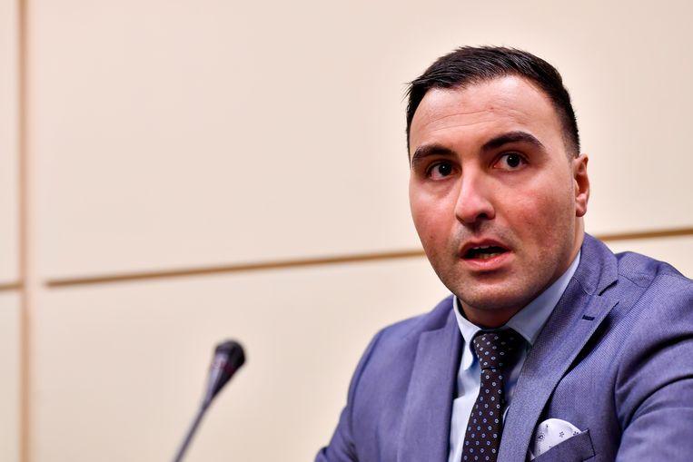 Khalid Benhaddou coördineert het project samen met Saïd Aberkan.