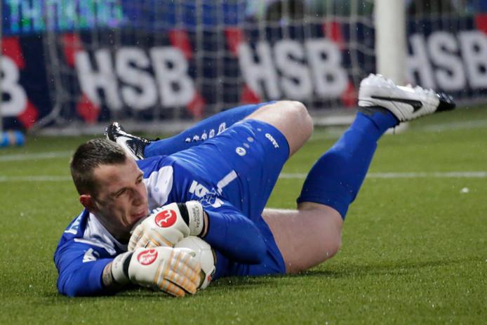 Doelman Hobie Verhulst verruilt FC Volendam komende zomer voor Go Ahead Eagles.
