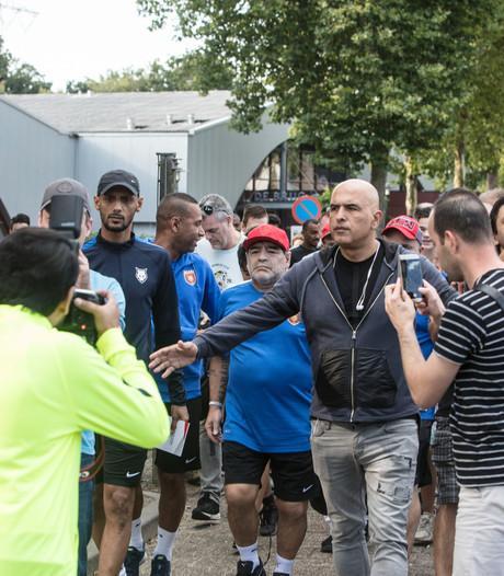 Iedereen in Mierlo luistert naar Maradona