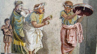 Ook in de Oudheid was er het ene festival na het andere