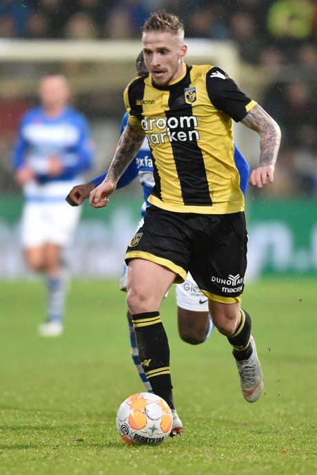 Vitesse wil Büttner deze winter niet laten gaan