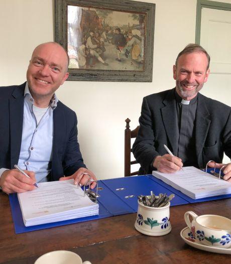 Berghege neemt na eigen hoofdkantoor in Osse Begijnenstraat nu kapelanie onder handen