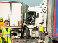 Dramatique accident sur l'autoroute près de Gand