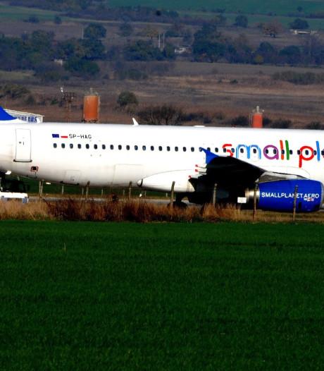 'Vluchten Nederlandse toeristen met Small Planet Airlines gaan door'