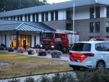 Personeel blust brand in wooncomplex in Denekamp