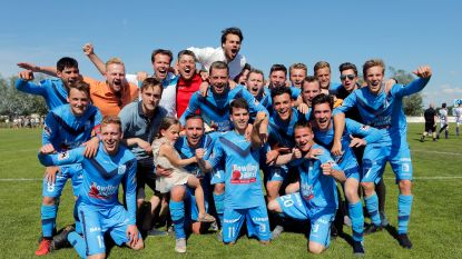 FOTOREEKS: SK Lochristi wint finale eindronde en speelt volgend seizoen nationaal voetbal