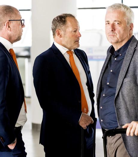Wachten op statement KNVB over Blind