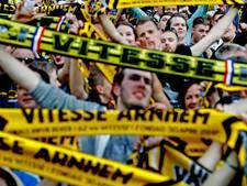 Groot feest in Arnhem na bekerwinst Vitesse