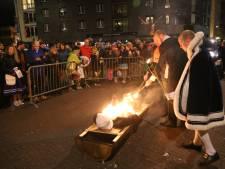 Stijloren sluiten 66-jarig jubileum af met de verbranding van Ut Manneke