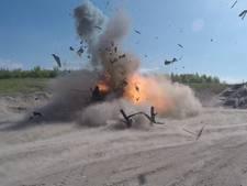 Autobom Martin Kok had kracht van veertig granaten