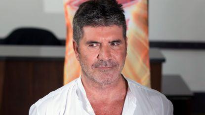 """Simon Cowell: """"Mijn val van de trap was een wake-up call"""""""