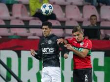 Teruglezen | Rake kopbal is NEC te machtig tegen Almere City: 0-1