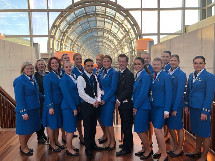 Het Deltion College is een van de mbo's die de opleiding Luchtvaartdienstverlening aanbieden.