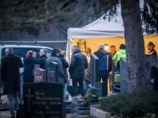 'Raar dat Tanja in graf van mijn vader kon liggen, maar ik hoopte wel dat ze haar zouden vinden'
