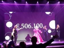Jubileumdiner in Bilthoven levert half miljoen euro op voor borstkankerzorg