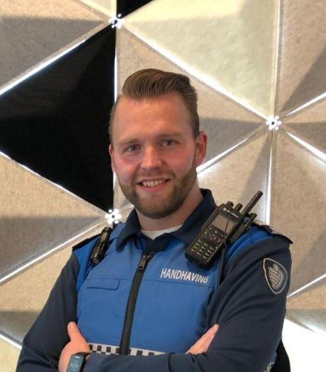Joost (37) is boa: 'Wij zijn er niet alleen om boetes uit te delen'