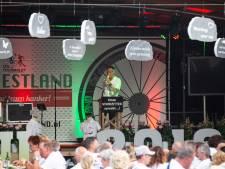 Voorzitter Dirk Huis van Team Westland blikt terug op geweldige week: 'We hadden een hele zware lading met ons mee'
