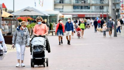 "West-Vlaams gouverneur: ""Stel onnodige uitstappen richting kust uit"""