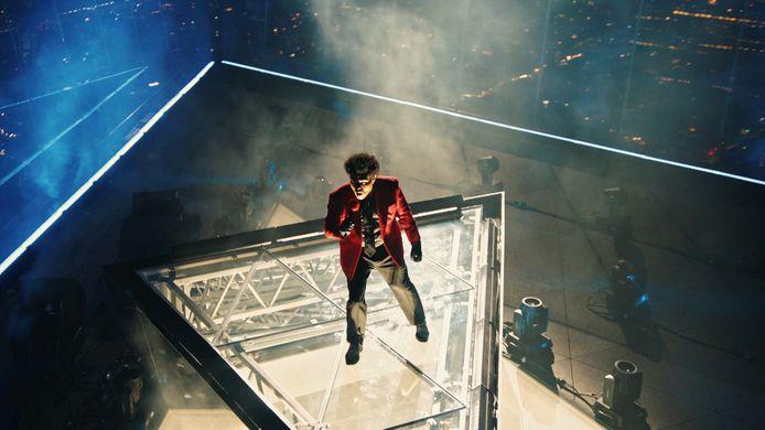 La performance de The Weeknd aux MTV VMA 2020