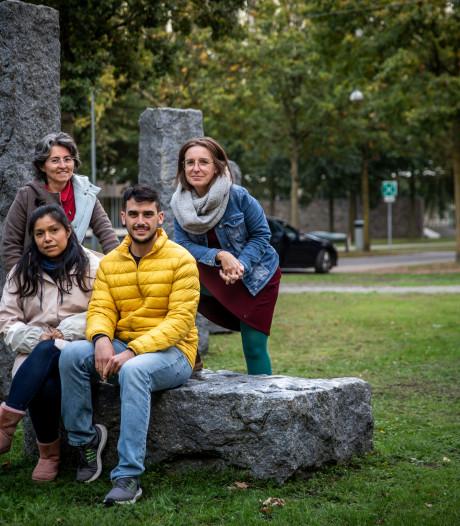Catalanen uit Eindhoven en Gemert: 'Wij strijden voor mensenrechten'