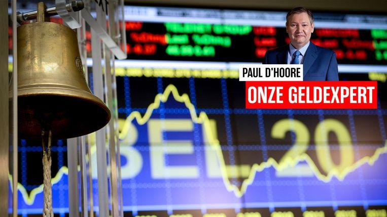 Expert Paul d'Hoore legt uit hoe je als belegger moet omgaan met de beursrally van de voorbije dagen.