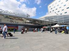 Forse stijging 'corona-reizigers' Eindhoven Airport