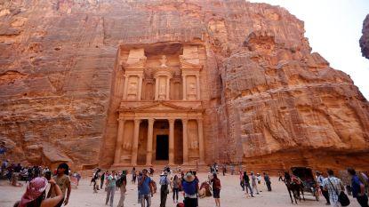 Vallend rotsblok doodt Italiaan (32) in Jordaanse Petra