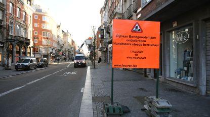 Werkzaamheden in Bondgenotenlaan zijn begonnen: nieuwe bushaltes en asfaltlaag
