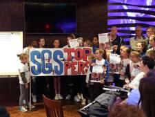 Voor zomer 2020 nieuwe stek voor turners SGS Huissen