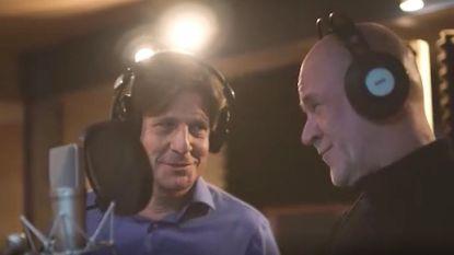Björn Soenens en Günther Neefs in duet: bekijk hier al een voorproefje van hun 'Wandr'in Star'