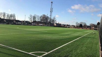 "KFC Moerbeke neemt nieuwe infrastructuur in gebruik: ""Kantine verhuist tegen 2021 naar nieuwe sporthal"""