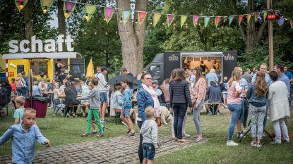 HAP Foodtruck Festival palmt Stadspark in